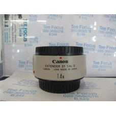 Canon Extender EF 1.4X II สภาพสวยไม่มีรอย ใช้งานได้ปกติ