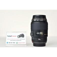 Lens Canon 100 F2.8 Macro อดีตประกันร้าน สภาพสวย