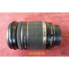 canon lens efs18-200 is